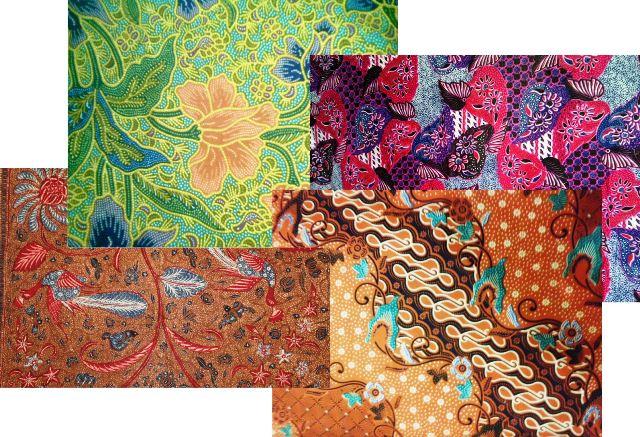 Tips Belanja Batik Ciri Ciri Batik Pekalongan