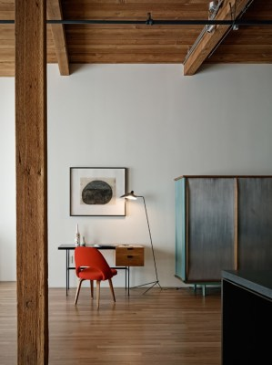 Contoh Desain Ruang Kerja Inspiratif
