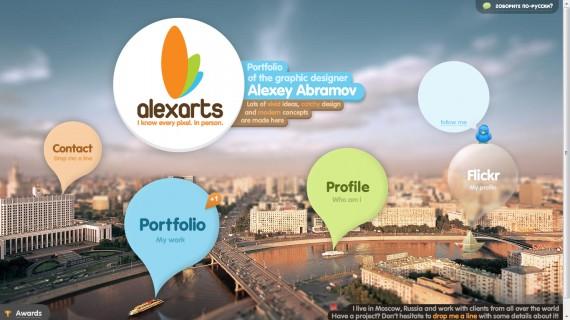 Website Portofolio Terbaik dengan Desain Keren - Website-Portofolio-Terbaik-dengan-Desain-Keren-Alex-Abrahamov