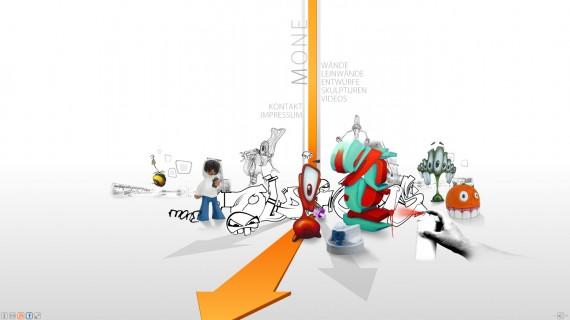 Website Portofolio Terbaik dengan Desain Keren - Website-Portofolio-Terbaik-dengan-Desain-Keren-M-1-Design