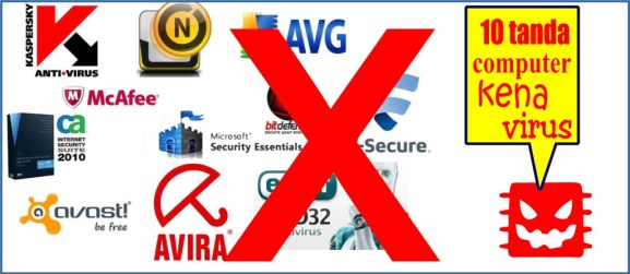 Tanda komputer kena virus - tanda-komputer-kena-virus-anti-virus-mati-atau-terdisable-sendiri