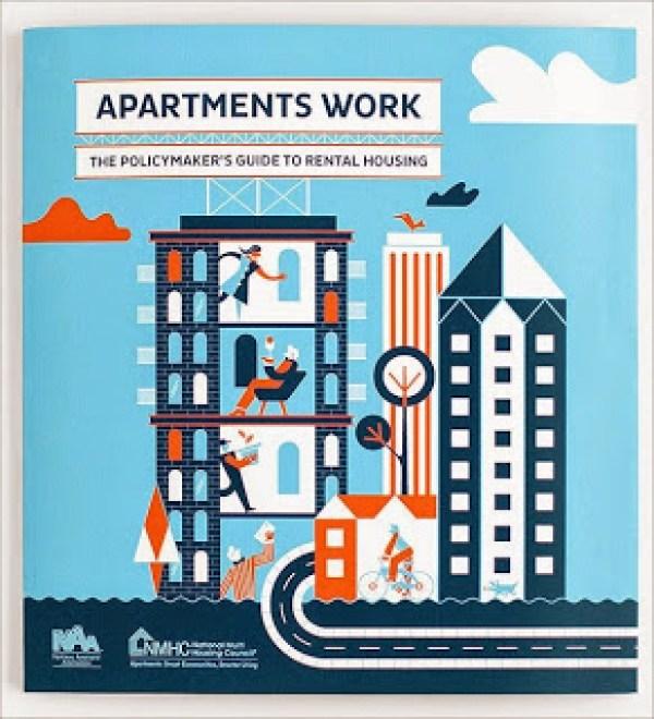 Contoh desain brosur desain kreatif - National Multi Housing Council 01