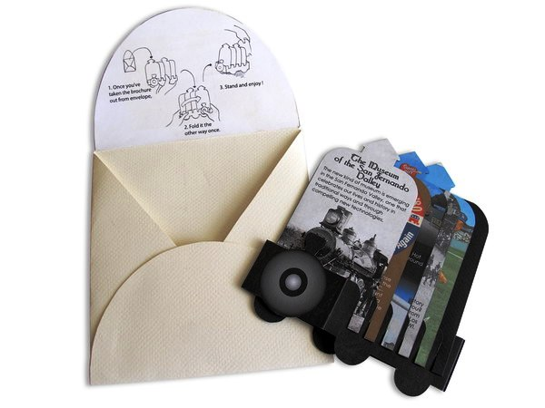 Contoh Desain Brosur Pop Up 3D Kreatif Atraktif - Desain Brosur Pop Up - Pop Up Brochure 1