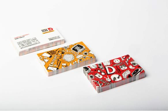 Gambar Desain Kartu Nama Terbaru - Gambar-Contoh-Desain-Kartu-Nama-Deek-Duke-by-Patricia-Yammine