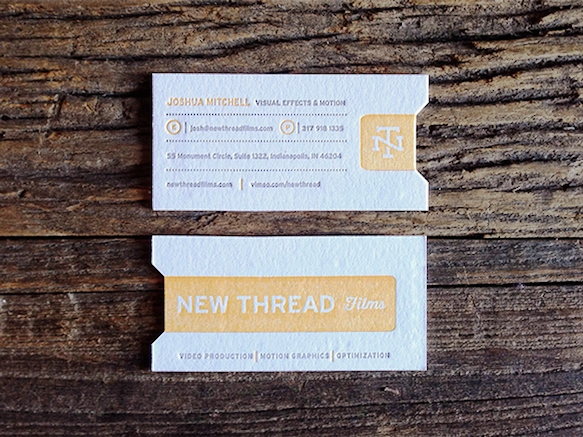 Gambar Desain Kartu Nama Terbaru - Gambar-Contoh-Desain-Kartu-Nama-New-Thread-Films-by-Jon-McClure
