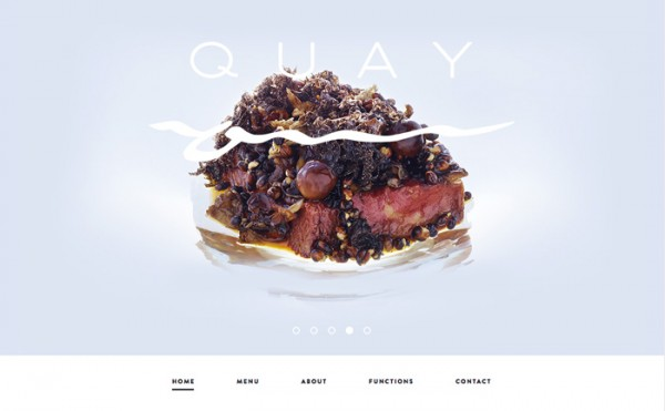 Website Desain Terbaik 2014 - Desain Website Terbaik 2014 - Quay