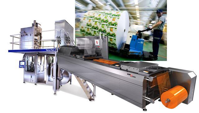 Mesin Filling dan Packaging Industri