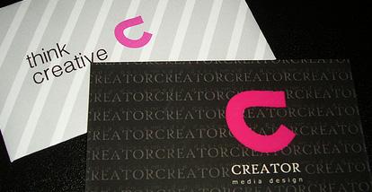 19 Desain Kartu Nama Ini Akan Menginspirasi Anda - Contoh-Gambar-Kartu-Nama-Inspiratif-Think-Creative