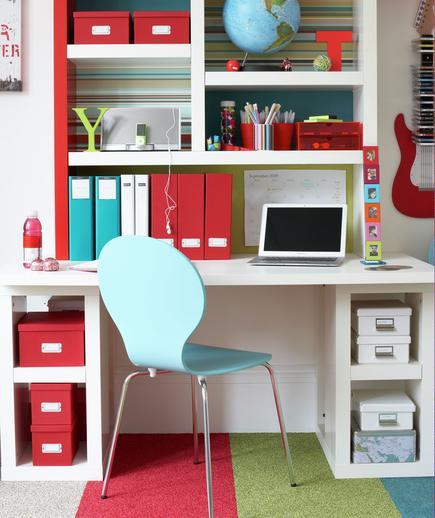 7 Tips Mendesain Kantor di Rumah - Interior kantor rumah - Primary Palette