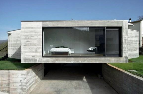 Tips Merenovasi Rumah Menjadi Type Minimalis - Minimalist-monochromatic-home-in-girona-spain-casa-pocafarina