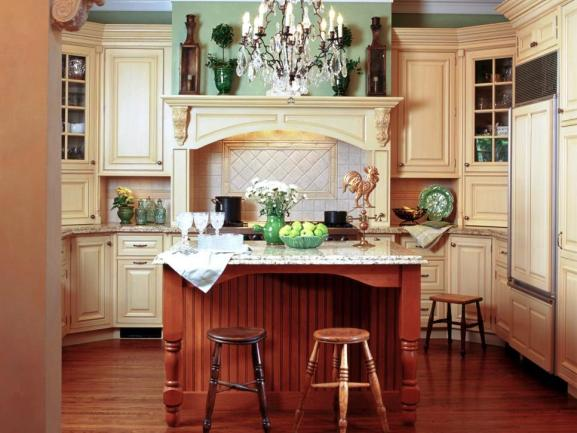 Menentukan Warna Cat Dapur Rumah - drury Skarzynski Kitchen