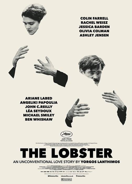 Poster Sebagai Sarana Informasi - best movie poster 2015 - poster - The Lobster