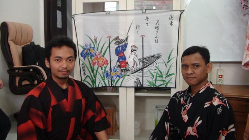 Kursus Bahasa Jepang Tensai - DSC03535