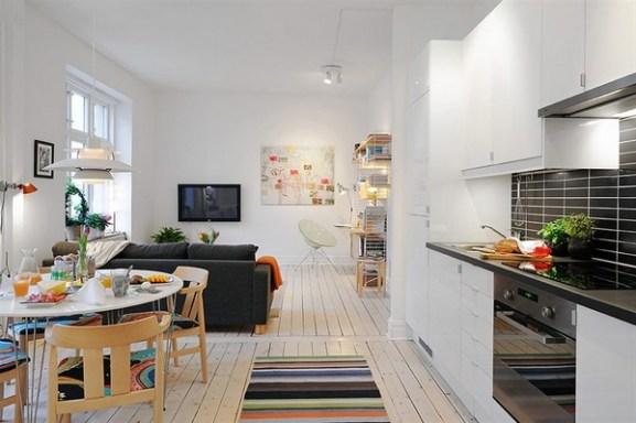 Tips Interior Apartemen Menata Wastafel yang Pas dan Gaya - Ide Desain Interior Apartemen Mungil 09