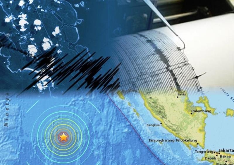 Tips BMKG ketika terjadi gempa bumi