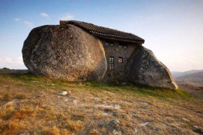 Rumah yang Dibuat Menyesuaikan Alam