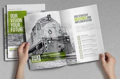 Corporate Brochure Company Profile 16