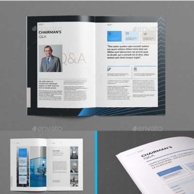 Corporate Brochure Company Profile 17