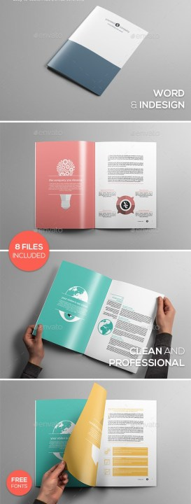 Corporate Brochure Company Profile 20