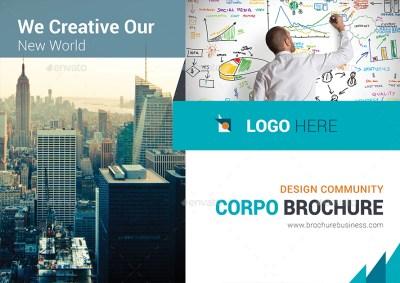 Corporate Brochure Company Profile 21 a