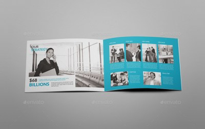 Corporate Brochure Company Profile 23 b