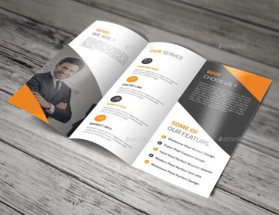 Corporate Brochure Company Profile 28 b