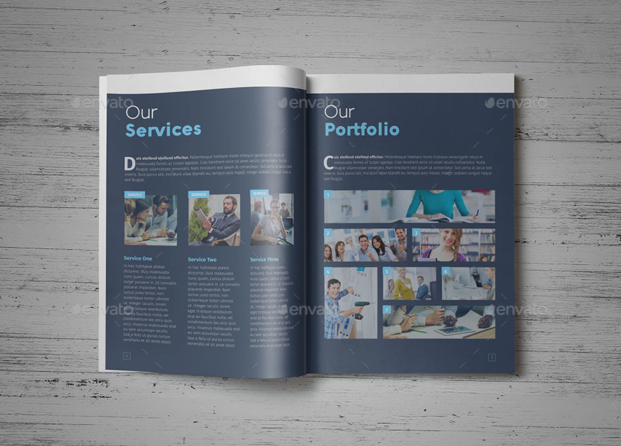 Corporate Brochure Company Profile
