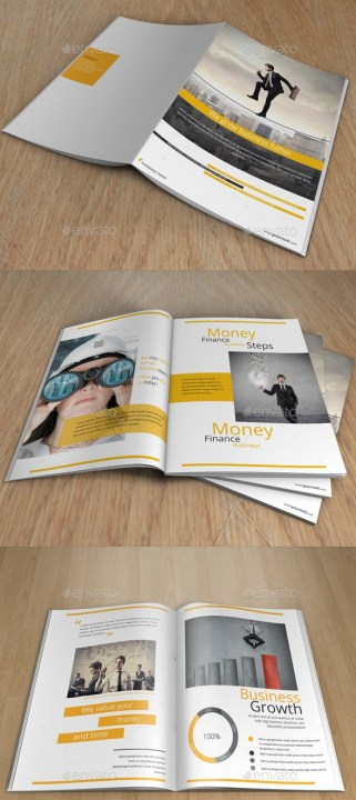 Corporate Brochure Company Profile 30