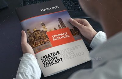 Corporate Brochure Company Profile 33