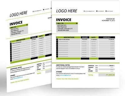Best Invoice Design Templates for Premium Download