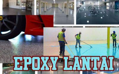 Epoxy Lantai Agar Rumah Lebih Baik