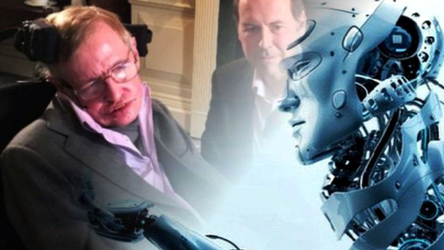 Bahaya Robot dengan Kecerdasan Buatan Menurut Stephen Hawking