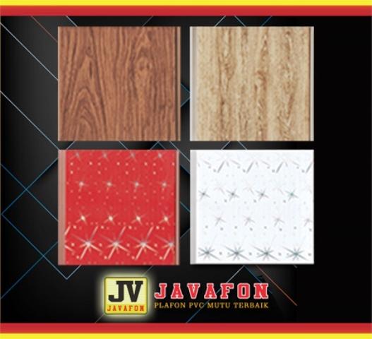 Distributor Plafon PVC Javafon