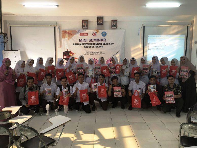 Lowongan Pengajar dan Marketing Bahasa Jepang di Karawang