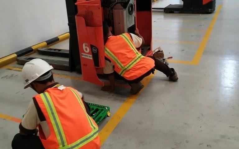 Anda ingin Membeli Forklift Bekas?
