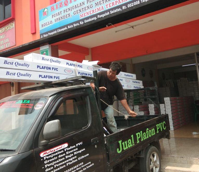 plafon PVC Cikampek