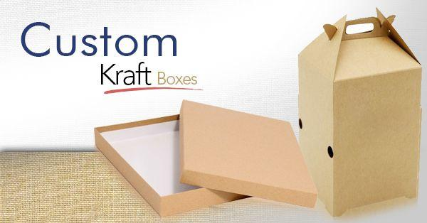 6 Incredible Qualities of Kraft Packaging- Making Product Valuable for Gift Boxes in The Market
