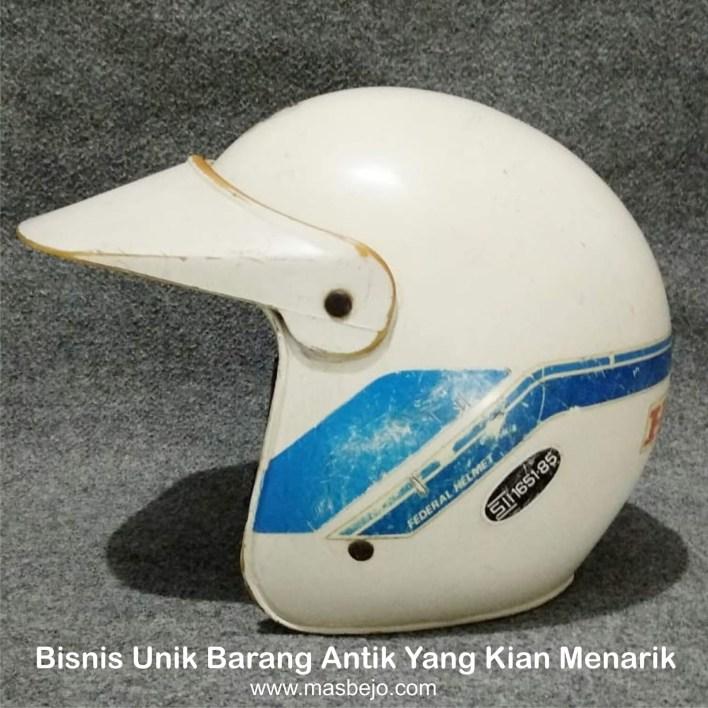 Bisnis Unik Pernak Pernik Barang Antik ( CB Part )