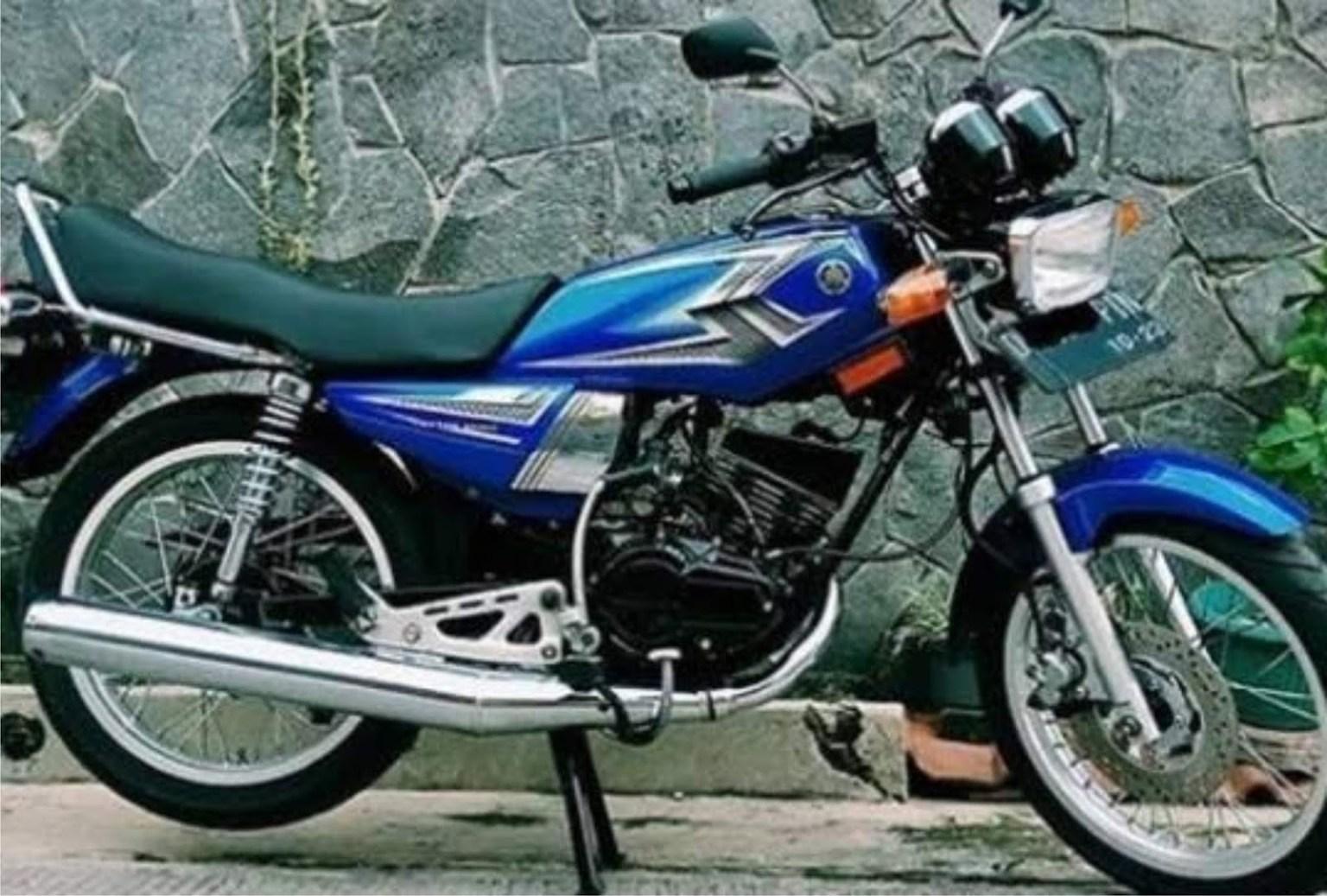 7 Sepeda Motor Jadul