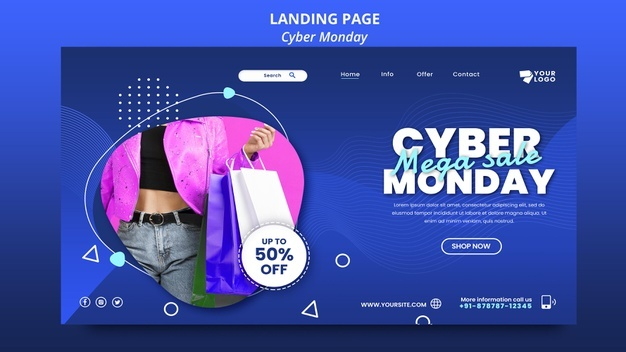 55 kit elementor landing page gratis download