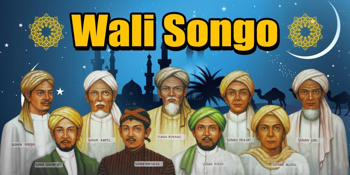 Daftar Nama-nama Sunan Walisongo Beserta Biografi, Tempat Dakwah dan Peninggalannya