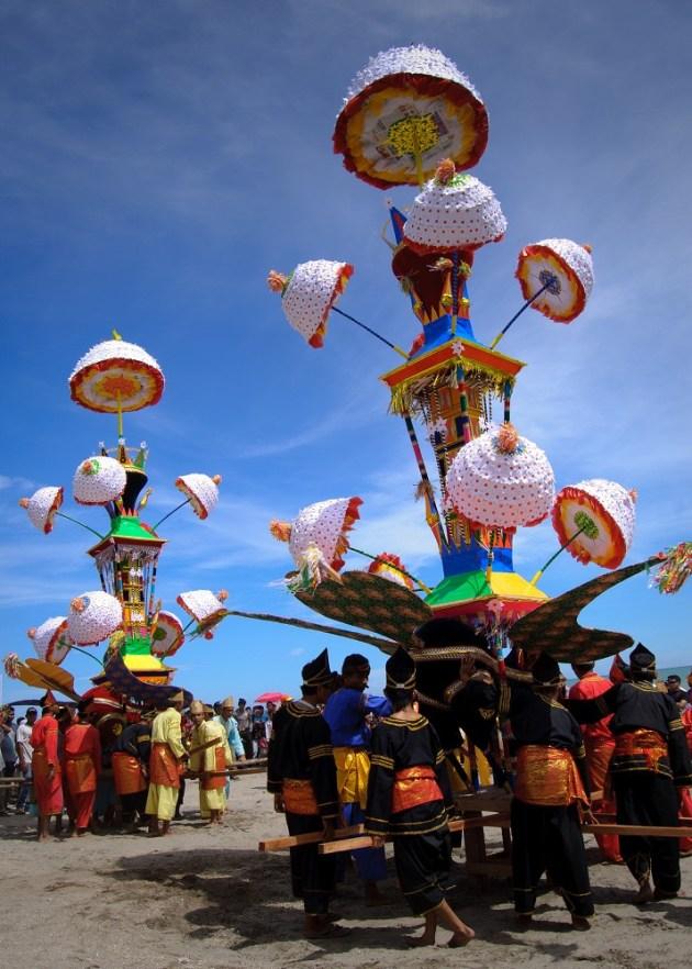 Manfaat Keberagaman Budaya: Tabuik Asal Minangkabau Sumatra Barat