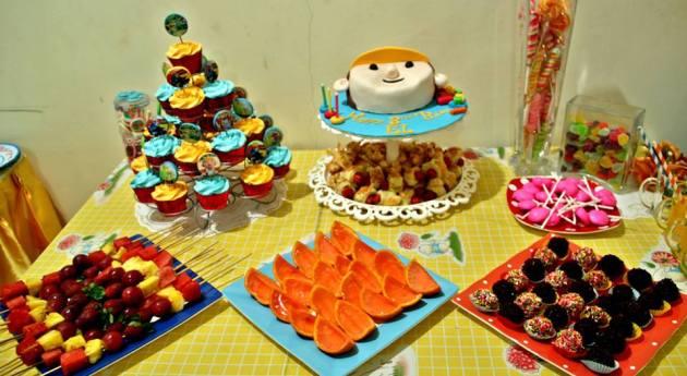 Contoh Susunan Acara Ulang Tahun: Acara Makan
