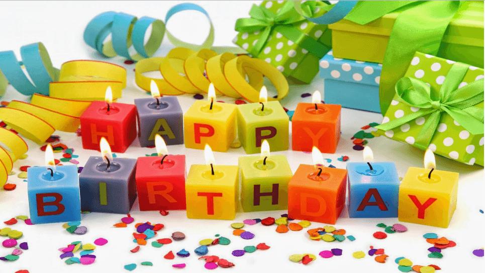 Susunan Acara Ulang Tahun: Ucapan Selamat Ulang Tahun