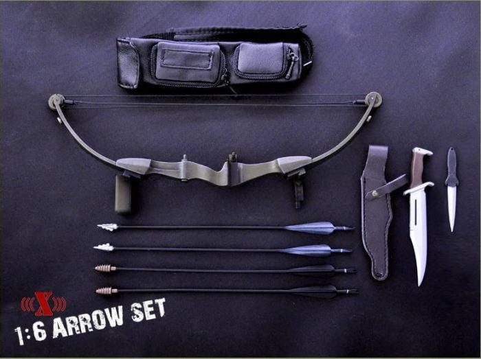 Kumpulan Gambar Busur Panah Rambo 8