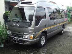 Mobil Elf Travel Jogja Semarang