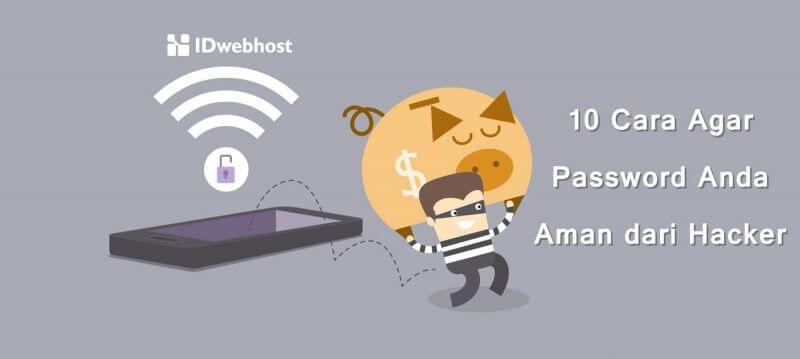 10 Cara Agar Password Anda Aman dari Hacker