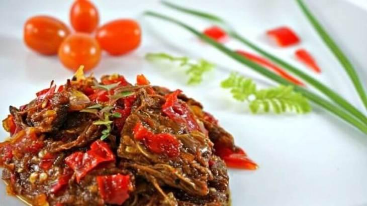 Makanan Khas Ciamis_Dendeng Sapi