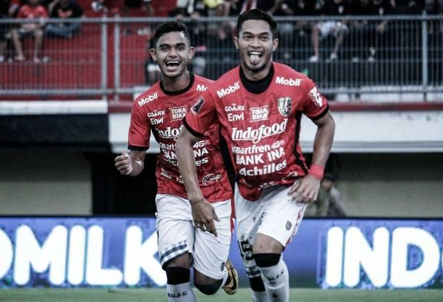 PSPS VS Bali United