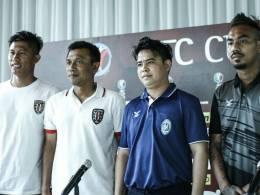 Bali United vs yangon united